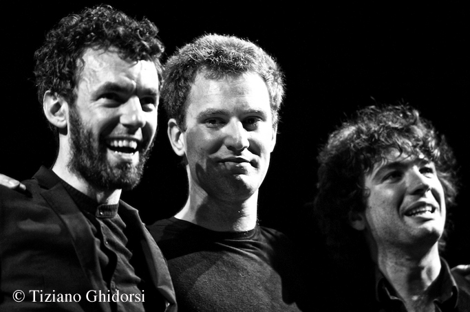 Federico Casagrande, Gabriele Evangelista, Alessandro Paternesi